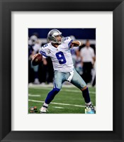 Framed Tony Romo 2014 Action