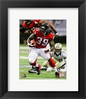 Framed Steven Jackson 2014 Action