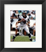 Framed Nick Foles 2014 Action