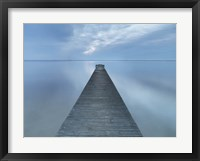 Framed Long Pier