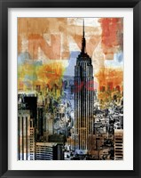 Framed New York Edge