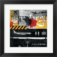 Urban Style III Framed Print