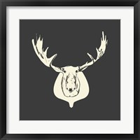 Framed Harrison Moose