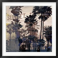 California Dreamin 1 Framed Print