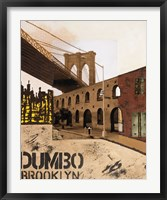 Framed Dumbo