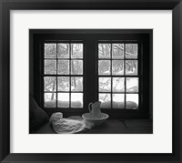 Framed Window Seat Blizzard