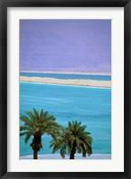 Framed Dead Sea, Israel
