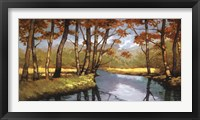 Framed Trout Stream 2