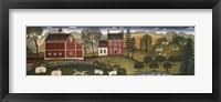 Framed Farm Pederson
