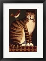 Framed Temptation I (Cat)