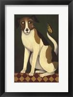 Framed Temptation II (Dog)