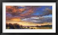 Framed Skyline 1