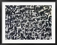 Framed City Scape, 2011