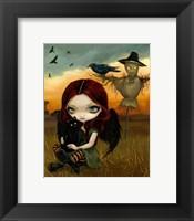 Framed Scarecrow