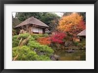 Framed Tea House, Kyoto, Japan