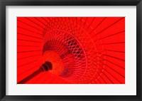 Framed Red Radial, Japan