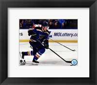 Framed Vladimir Tarasenko 2014-15 Action