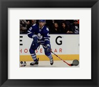 Framed Nazem Kadri 2014-15 Action