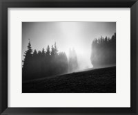 Framed Misty Weather III