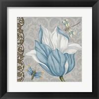 Garden Romance III Framed Print