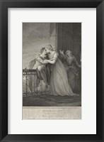 Framed Romeo & Juliet