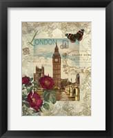 Eternal London Framed Print