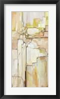 Cliff Dwellers I Framed Print