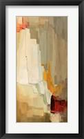 Mesa Panels II Framed Print