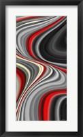 Smoke Screen I Framed Print