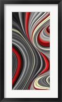 Smoke Screen II Framed Print