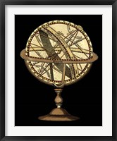 Sphere of the World II Framed Print