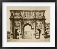 Framed Arch of Constantine