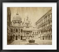 Framed Doge's Palace