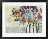 Spray of Flowers II Framed Print