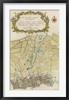 Framed Parishes of London