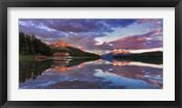 Framed Jasper National Park I