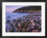 Framed Maine Acadia