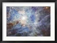 Framed Iris Nebula