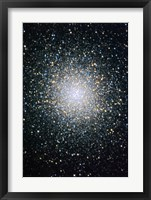 Framed Great Globular Cluster in Hercules