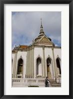 Framed Grand Palace, Scripture Library, Bangkok, Thailand