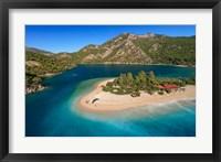 Framed Oludeniz, Fethiye, Turkey