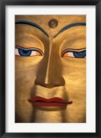 Framed Jokhang, Lhasa, Tibet
