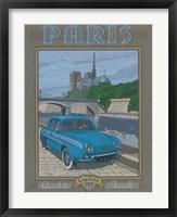 Framed Paris 1963, Dauphine