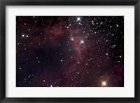 Framed Cave Nebula