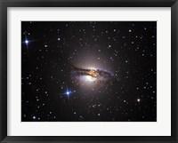 Framed Lenticular Galaxy Centaurus A