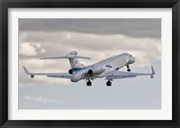 Framed Gulfstream G550 Eitam of the Israeli Air Force