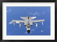 Framed Panavia Tornado IDS of the Italian Air Force (top view)