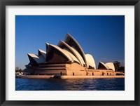 Framed Sydney Opera House, Sydney, Australia