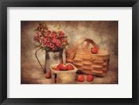 Framed Strawberry Days
