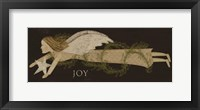 Angel Joy Framed Print